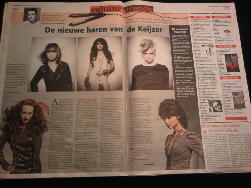Afbeelding van Artikel BNDeStem 8 oktober 2011